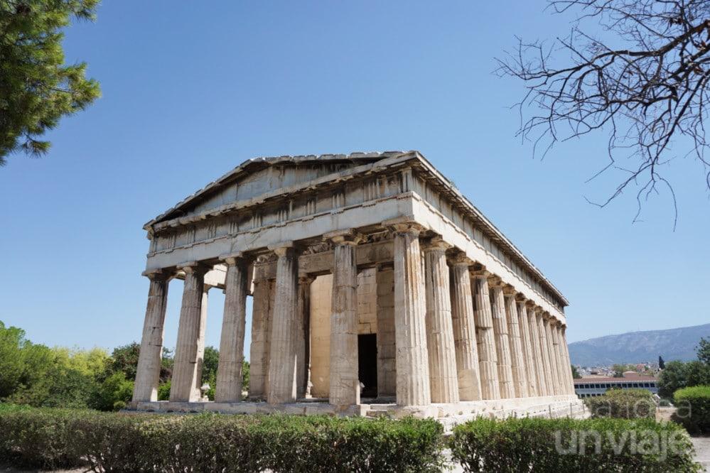 Qué ver en Atenas en dos días