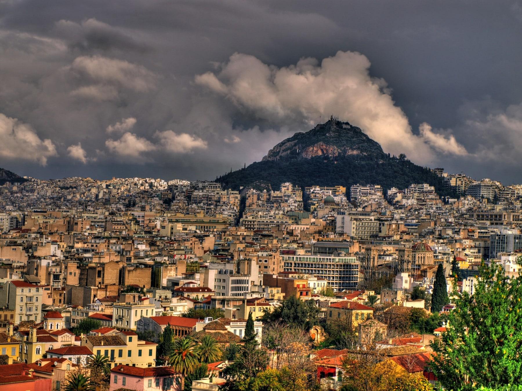 Atenas en 1 ó 2 días