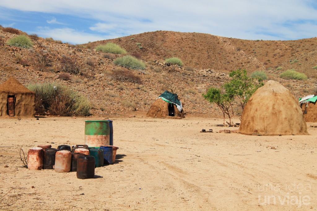 Poblado Himba - Namibia