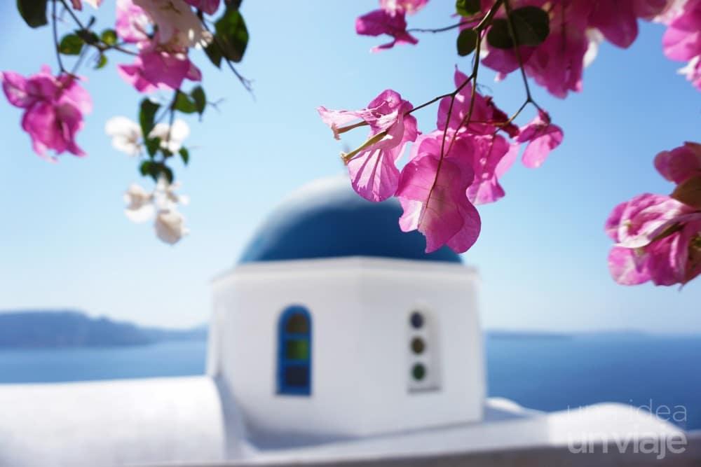 Viaje a Santorini