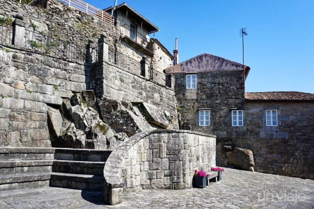 Pueblos bonitos de Galicia
