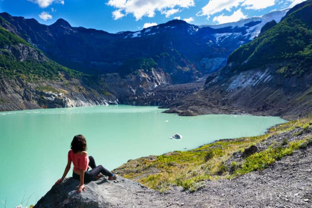 Qué ver en Bariloche: Ventisquero Negro, Cerro Tronador